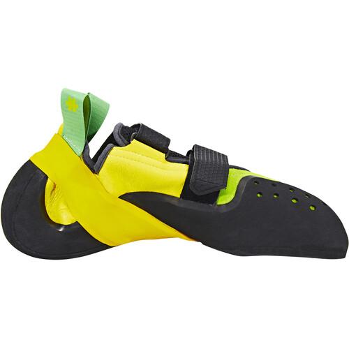 Ocun OXI QC - Chaussures d'escalade - jaune Boutique D'expédition De Nouveaux Styles En Ligne Vente 2018 Plus Récent Point De Vente cfC3x8iY